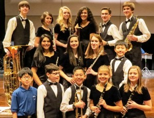 Armall GMEA 1 District Honor Band